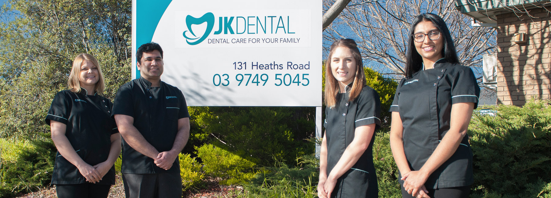 Contact | JK Dental